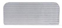 1937-38 Chevy Brushed Aluminum Glove Box Door