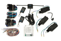 Commander 10K Ten-Function Remote Entry System w/ 3 10lb Actuators
