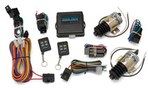 Four Function Remote Kit w/ 2 35lb Solenoids