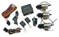 Four Function Remote Kit w/ 3 35lb Solenoids