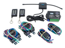 Universal 6-12 Functional Remote Accessory Controller
