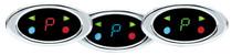 Elliptical Digital Gear Shift Indicator w/ Indicators
