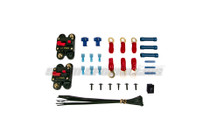 Air Zenith Double Compressor Wiring Kit