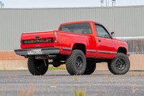 6in GM Suspension Lift Kit (88-98 1500 PU 2WD) side view