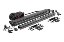 20-IN Cree LED Light Bar (Single Row / Black Series)