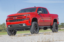 6in GM Suspension Lift Kit (2019 1500 PU 4WD) Front View