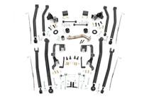 4IN Jeep Long Arm Upgrade Kit (07-18 Wrangler JK | 4 Door)
