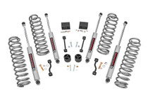 2.5 In Jeep Suspension Lift Kit | Springs (2018-19 Wrangler JL)