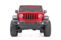 2.5 In Jeep Suspension Lift Kit | Springs (2018-19 Wrangler JL) Front View