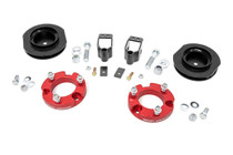 2in Toyota Suspension Lift Kit (10-18 4-Runner 4WD X-REAS) Anodized Red
