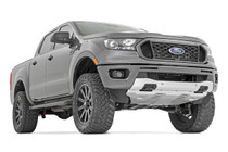 3.5IN Ford Leveling Kit (2019 Ranger 4WD) - vehicle front view