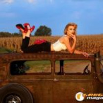 Gauge Girl Kelsey Crisenbery Photos by Nick Means
