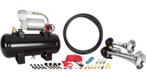 Caboose/Jackass 1.5 Gal Air Horn Kit