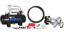 Bullet Air Horn Kit - 1.5 Gal Tank