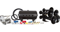 Katrina Train Horn Kit - 5 Gal Tank (Separate Tank & Compressor)