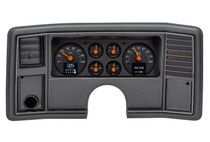 1978-88 Chevy Monte Carlo, 1978-87 Chevy El Camino/Malibu/Caballero RTX Instruments displayed in bezel (BEZEL NOT INCLUDED)