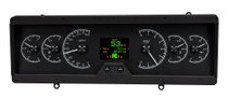 1978-88 Oldsmobile Cutlass HDX Instruments Black Alloy Background