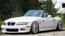 82-98 BMW 3-Series/96-02 BMW Z3 Air Lift Kit with Manual Air Management w/ No Shocks