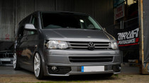 2004-2019 VW Transporter with Manual Air Management