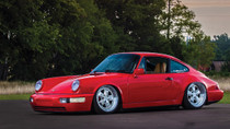 1991-1994 Porsche 911 Air Lift Kit with Manual Air Management