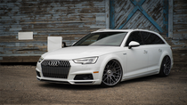 2016 Audi B9 Platform (48.5mm) Air Lift Kit with Manual Air Management