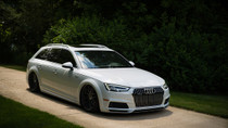 2017-2018 Audi B9 Platform(53mm) Air Lift Kit with Manual Air Management w NO SHOCKS