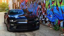2016-2019 Chevrolet Camaro Air Lift Kit with Manual Air Management