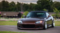 2000-2009 Honda S2000 Air Lift Kit with Manual Air Management