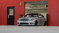 2008-2015 Mercedes C-Class (W204)(AWD) Air Lift Kit with Manual Air Management w/ NO SHOCKS