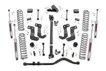 3.5in Jeep Suspension Lift Kit | Stage 2 | Coils & Control Arm Drop (2018-19 Wrangler JL Unlimited)