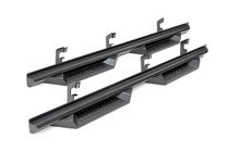 Ford DS2 Drop Steps (1999-2016 Super Duty \ Crew Cab)