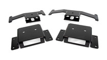 07-19 Nissan Titan 4WD Ultimate Rear Helper Bag Kits - mounting brackets