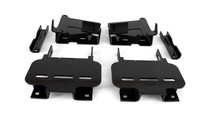 2015-2019 Ford F-150 4WD Ultimate Rear Helper Bag Kit - mounting brackets