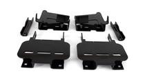 2015-2019 Ford F-150 4WD Ultimate Rear Helper Bag Kit - mounting brackets
