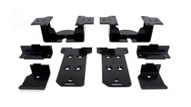 2019 Chevy/GMC - Silverado/Sierra 1500 Ultimate Rear Helper Bag Kit - mounting brackets