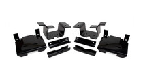 2019 Dodge Ram 3500 4WD/RWD Ultimate Rear Helper Bag Kit - mounting brackets
