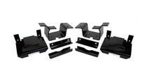 2019 Dodge Ram 3500 4WD/RWD Ultimate Plus Rear Helper Bag Kit - mounting brackets