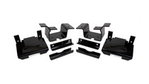 2019 Dodge Ram 3500 4WD/RWD Ultimate Plus Rear Helper Bag Kit - mounting brackets