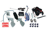 2000-2006 Chevy Monte Carlo Bolt In Shaved Door Kit - 8 Channel