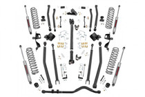 4in Jeep Long Arm Suspension Lift Kit (18-20 Wrangler JL | 4-Door)