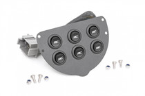 MLC-6 Multiple Light Controller (97-01 Cherokee XJ) - switch pod with 6 rocker switches