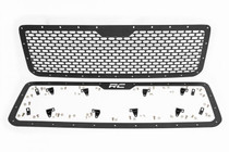 GMC Mesh Grille (15-19 Canyon) complete kit - inner grille, outer grille, and hardware