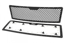 Ford Mesh Grille (09-14 F-150) complete kit - Inner grille, outer grille and hardware