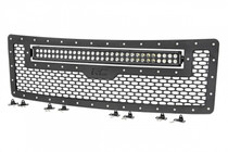 Ford Mesh Grille w/ 30IN Dual Row Black Series LED (09-14 F-150) Black Series