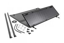 GM Low Profile Hard Tri-Fold Tonneau Cover (19-20 1500) complete kit