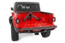 Bed Mounted Tire Carrier (2020 Jeep Gladiator) - mounted in bed