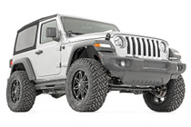 3.5in Jeep Suspension Lift Kit | Stage 2 Coils & Adj. Control Arms