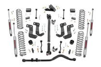 3.5in Jeep Suspension Lift Kit | Stage 2 | Coils & Control Arm Drop