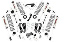 3.5in Jeep Suspension Lift Kit | Control Arm Drop - V2 Monotube