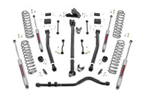 3.5In Jeep Suspension Lift Kit | Stage 2 Coils and Adjusting Control Arms - Premium N3